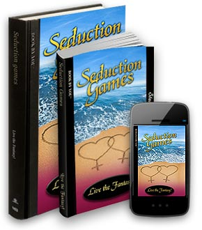 Seduction Games: A F/F Personalized Romance