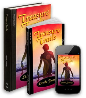 Treasure Trails: A M/M Personalized Romance
