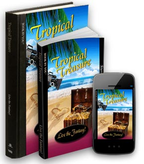 Tropical Treasure: A Personalized Romance Novel